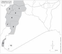 L'épigraphie en Syrie Volumes IGLS parus