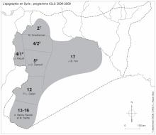 L'épigraphie en Syrie : programme IGLS 2006-2009