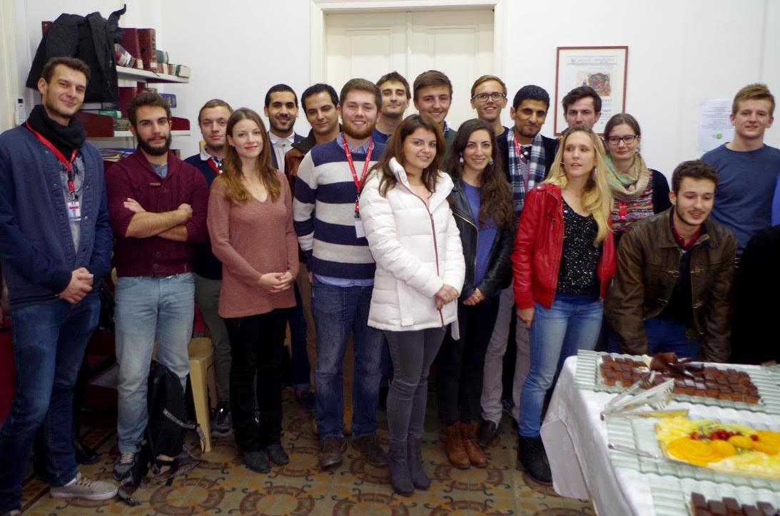 Ouverture du stage annuel de langue arabe, Ifpo, Beyrouth, 17 octobre 2011