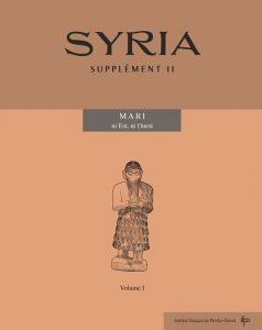 Couverture Syria Supplément II