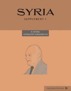 Couverture Syria Supplément 1