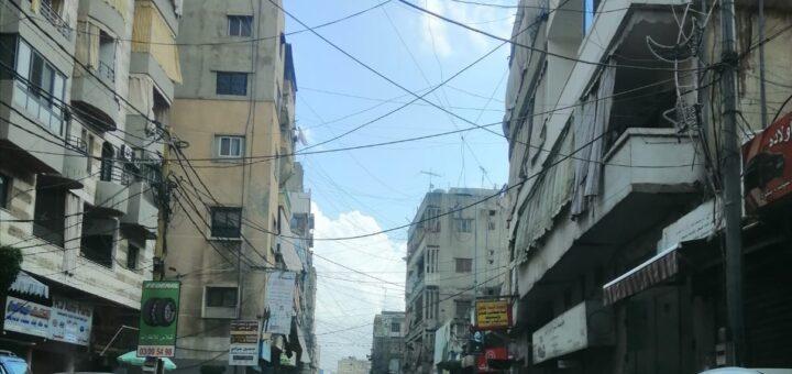 Banlieue sud de Beyrouth, Dahiyeh pendant le confinement, avril 2020, Ali Moussaoui